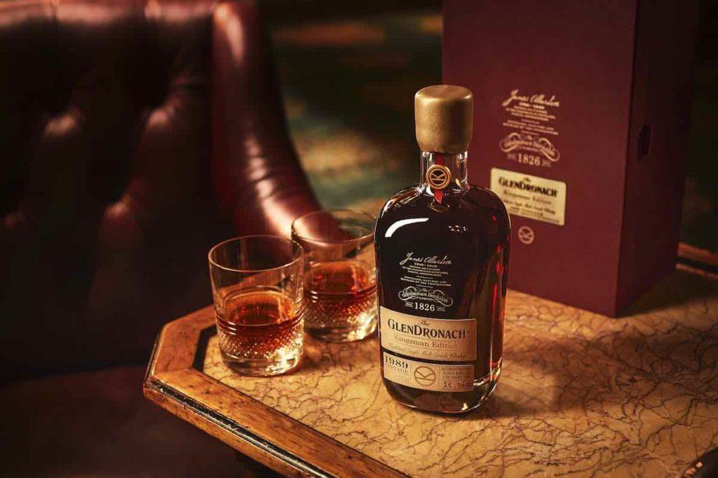 The Glendronach Kingsman Edition 1989 Scotch Whisky