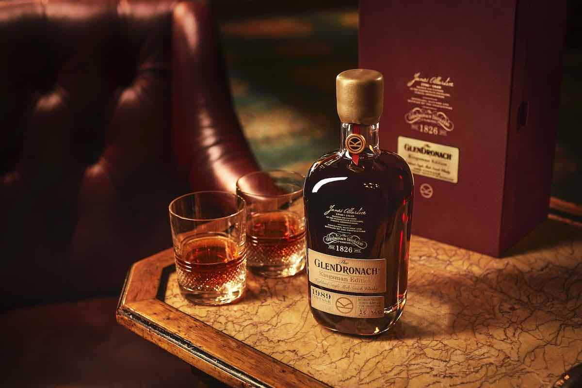 The Glendronach Kingsman Edition 1989 Scotch Whisky