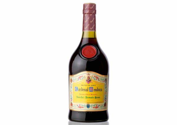 Cardenal Mendoza Clásico Brandy Review