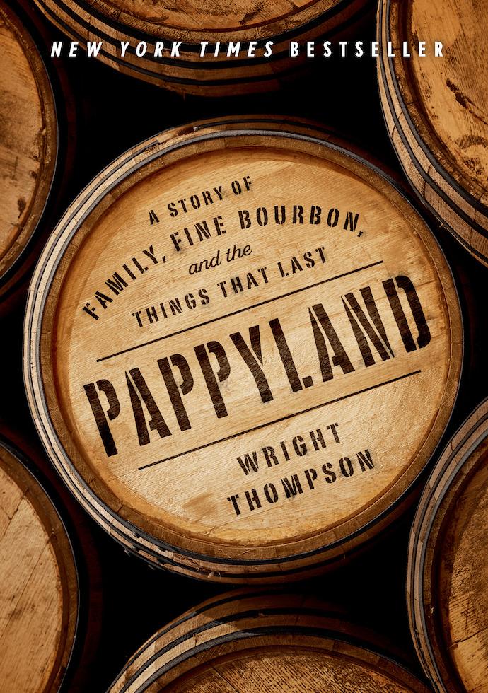 Pappyland bourbon book