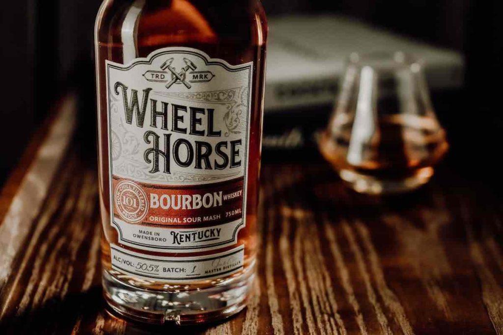 Wheel Horse Bourbon Review