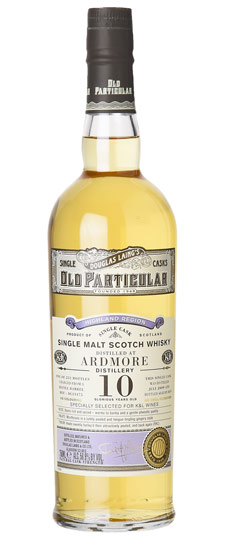 A bottle of Old Particular Ardmore 2009 10-Year-Old K&L Exclusive