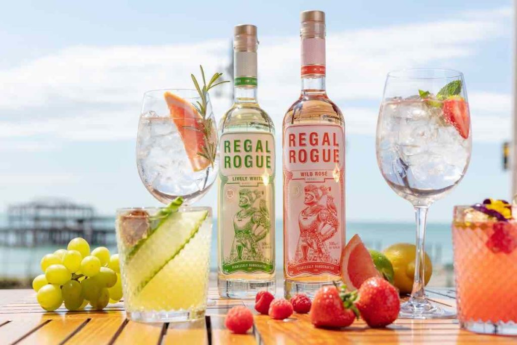 Regal Rogue Vermouth Cocktails