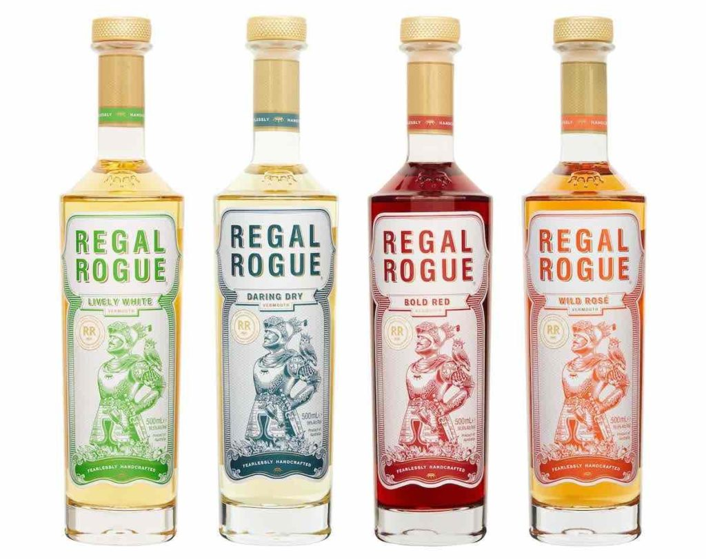 Regal Rogue Vermouths