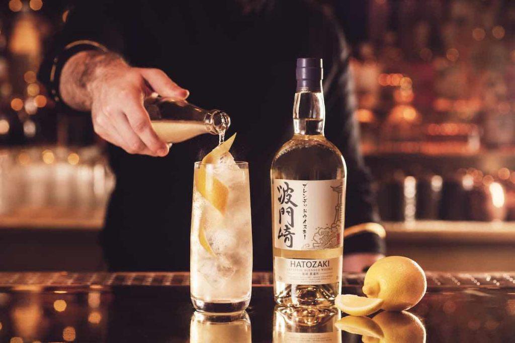 hatozaki whisky cocktail