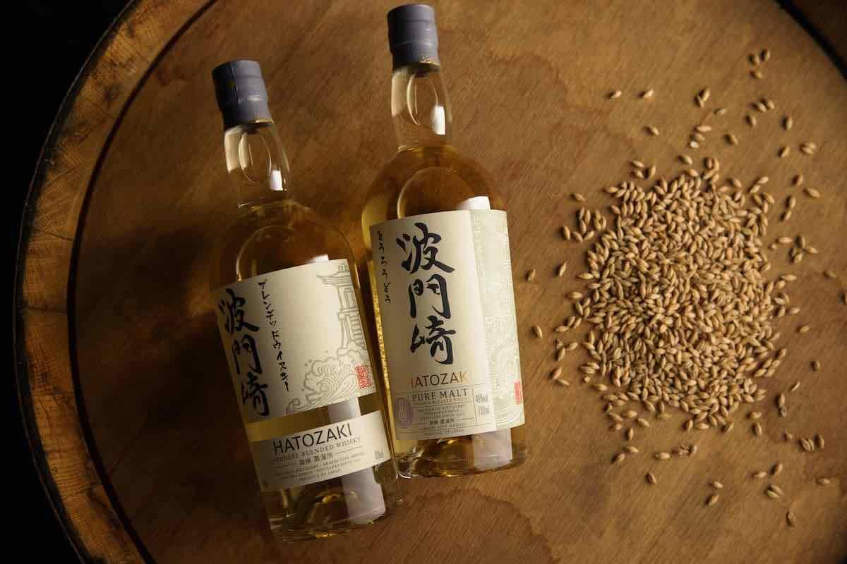 hatozaki whiskies