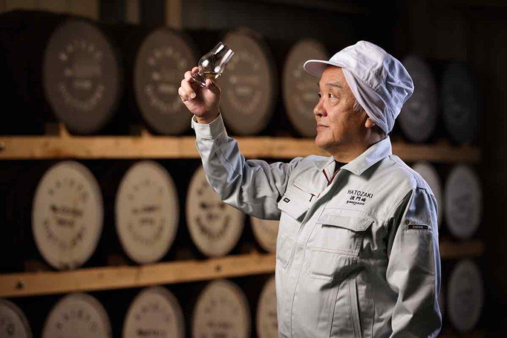 hatozaki whisky distiller