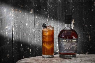 Milam & Greene port cask rye whiskey