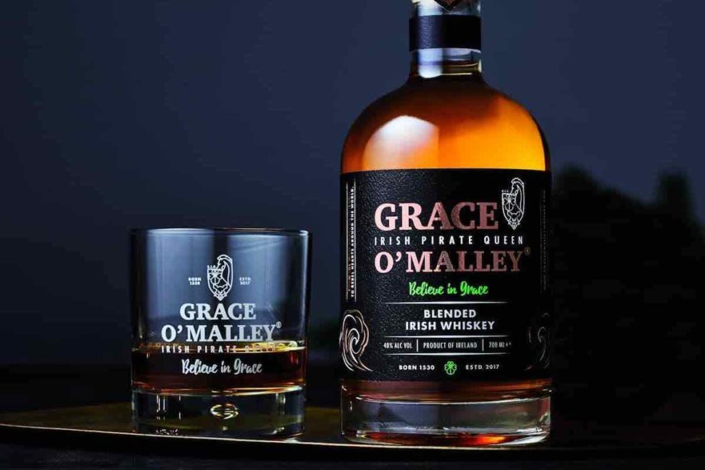grace o'malley blended irish whiskey2