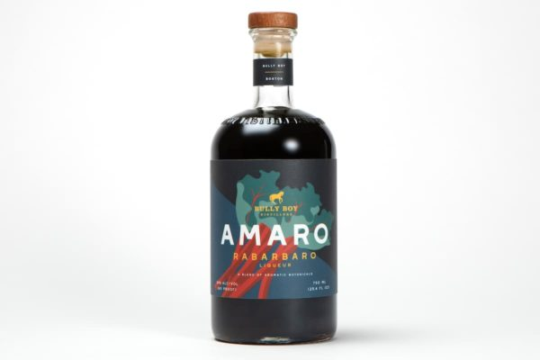 Bully Boy Amaro Rabarbaro Liqueur Review