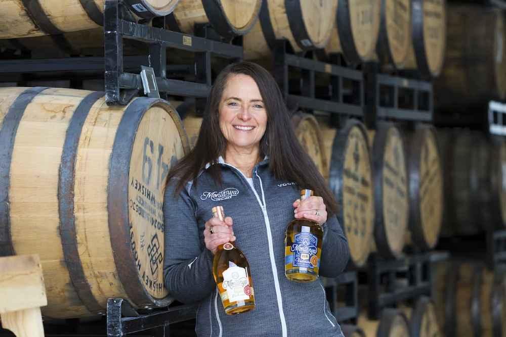 montanya rum founder Karen Hoskin