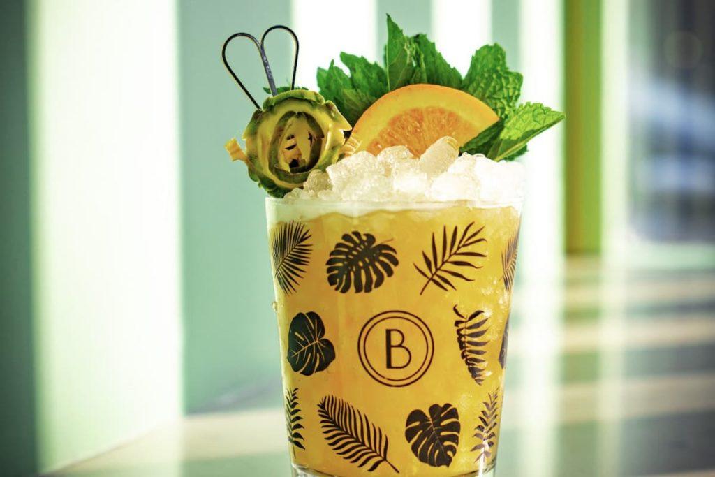 lulada cocktail from blossom bar