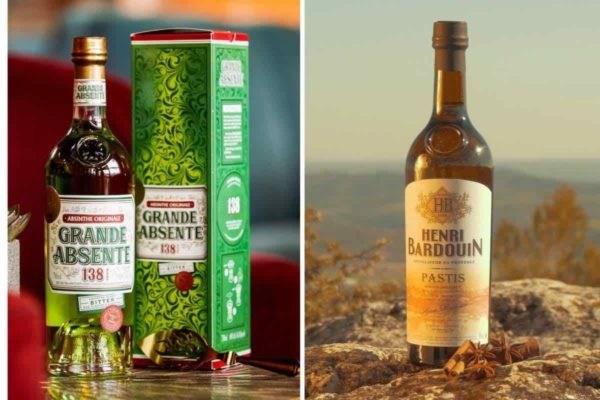 Cheat Sheet: Absinthe vs. Pastis