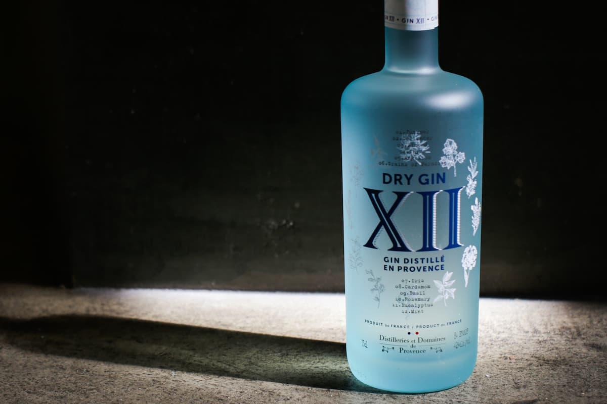 Gin XII provence gin