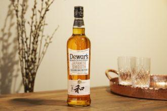 Dewars Japanese Smooth scotch whisky