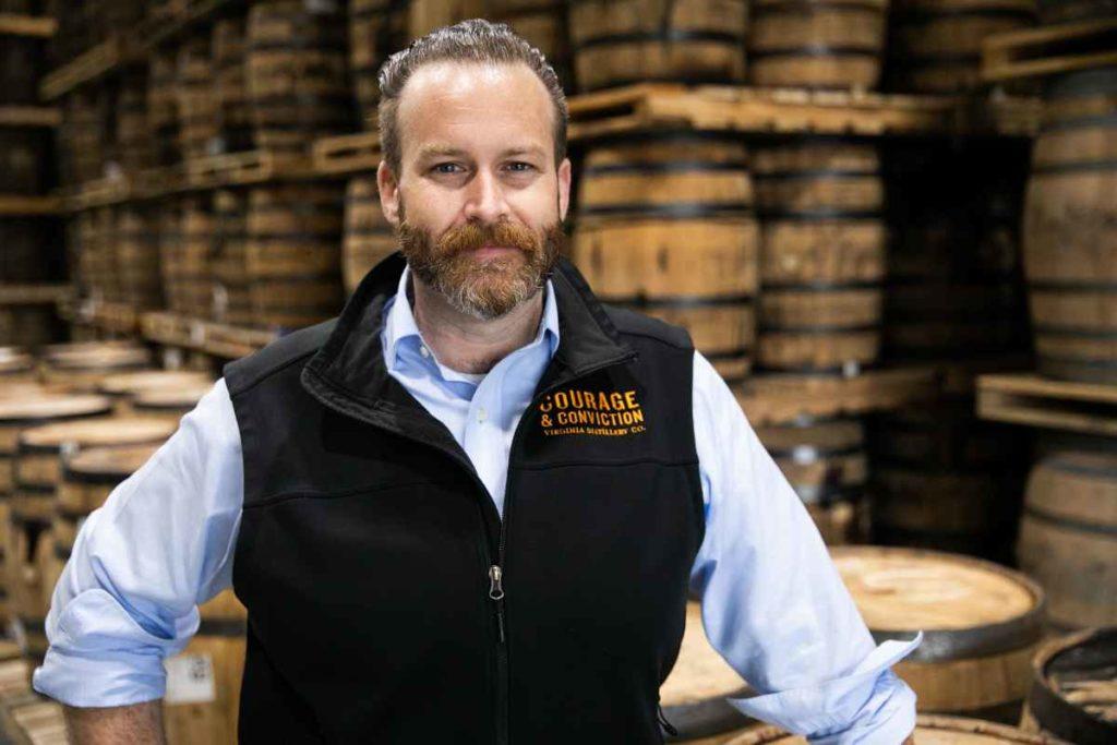 Virginia Distillery Company Gareth H. Moore