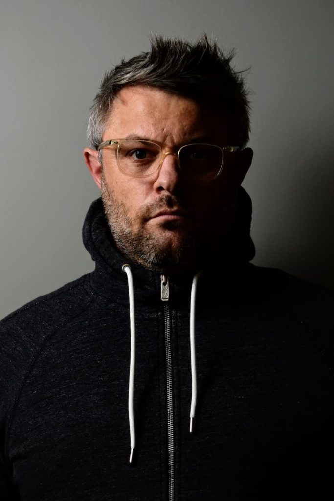Portland bartender and author Jeffrey Morgenthaler